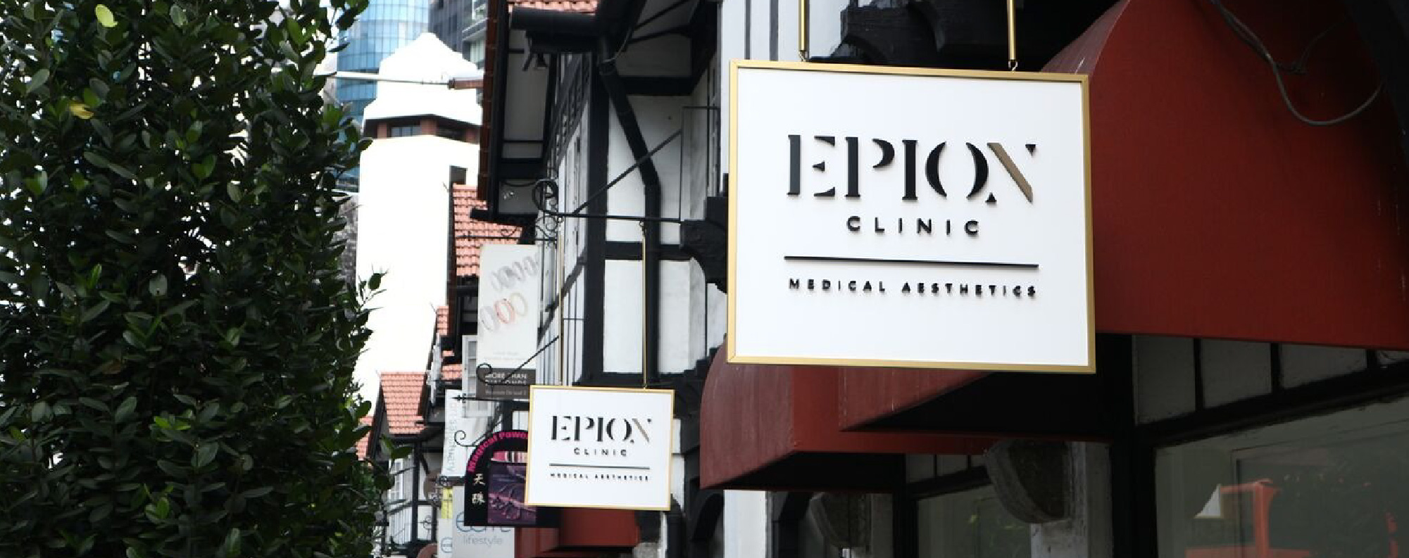 Epion Clinic Aesthetic Laser Clinic Singapore Contact Us