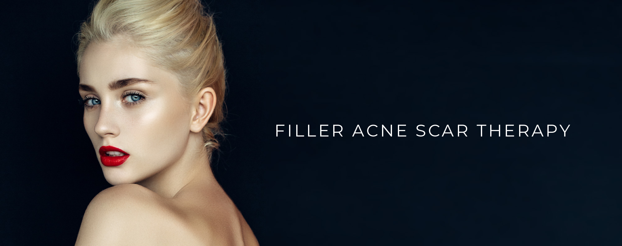 Filler Acne Scar Therapy